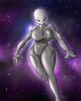Giantess Draw Remastered - UNI-END by Colonel-Gabbo