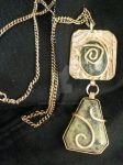 Double Luck Pendant by Rin-Metis