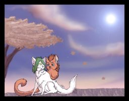 PC - Perfect afternoon by IzaPug