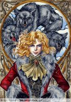 ATC: Lestat the Wolfconqueror by 1000Dreams