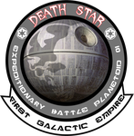 Death Star Insignia by viperaviator