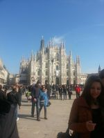 Milan, Italy by Grifessa