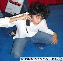 L Cosplay from Death Note by Morataya