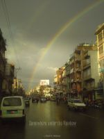 Somewhere under the Rainbow by lalitkala
