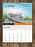 New Calendar for 2013 by lioko83