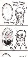 Bloody Mary by EvilCreampuff