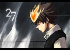 KHReborn - Tsuna Dying Will by gem2niki
