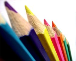 Colouring Pencils by kbearne