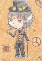 SD Steam punk by gallyfylbers