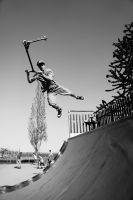 Sport jump by LucienWittwer