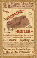 Woopaire Poster by Atticus-W