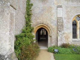Lacock Abbey 094 by VIRGOLINEDANCER1