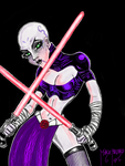 Ventress by MikieHazard