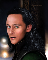 Loki - The Dark World XVIII by AdmiralDeMoy