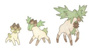 Moose Starters by thefirebreather