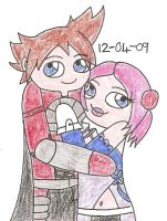 Lars and Alisa by 12051993
