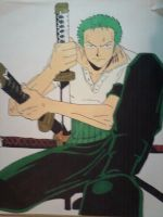 zoro by Twisted462