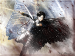 Levi - Angel by Narryaque
