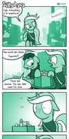 Silly Lyra - The Box by Dori-to