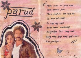 Art Journal -- PaRud Image Trasfer by isnani
