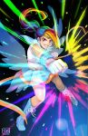 Sailor Rainbow Dash by YoukaiYume