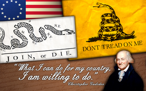 Don't Tread On Me by fourdaysfromnow