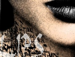 Lips by redlord
