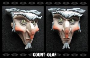 Count Olaf by MorffinCreations
