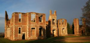 Houghton House 3 - Stock by OghamMoon
