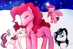 For Phoacce-Cell5 - Mommy Pinkie? by Inquistor-chan