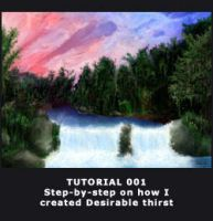 Tutorial - Desirable thirst by bm