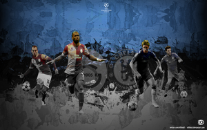 Galatasaray -  Chelsea Champions League Wallpaper by elifodul