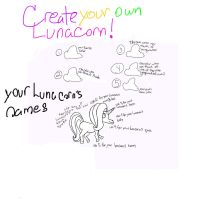 Create Your Own Lunacorn Meme by NeonIcing