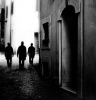 3 strangers in rome by anastipanic