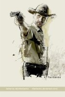 Andrew Lincoln as Rick Grimes by eyeqandy