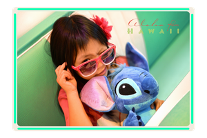 Lilo and Stitch - Aloha From Kawaii by TrustOurWorldNow