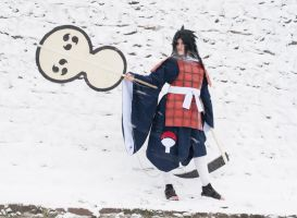 Cosplay Uchiha Madara 384 by NakagoinKuto