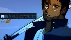 13-33 Authentic Cool Sky Wallpaper by Rukunetsu