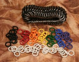 Customize Euro 6-in-1 Bracelet by DracoLoricatus