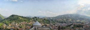 Panaroma From a Castle by Horrendeus