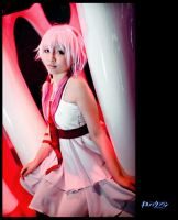 Inori Yuzuriha : Do not let go... ever again... by thebakasaru
