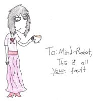 To Mind-Robot by Marshmellow334