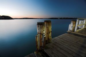 Dock of the Bay by Sun-Seeker