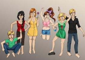 Group Picture - Remake by Paakil