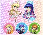 Panty and Stocking merch by Lo-wah
