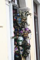 view to masks by ingeline-art