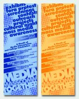 MediaMassCommTogether Flyers by ispayk