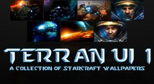 Terran UI Wallpaper Pack by Predator828