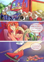 Trip to the Scarlet Kingdom 4/4 [commission] by SpigaRose