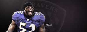 Ray Lewis by Touloulou